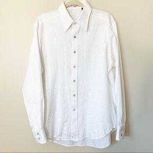 Robert Graham White shirt